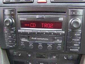 audi a4 b5 radio ebay. Black Bedroom Furniture Sets. Home Design Ideas