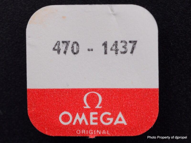 ORIGINAL OMEGA Drive Gear for Ratchet Wheel  Part #1437  Cal. 470!