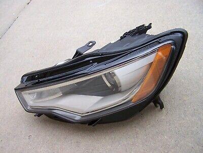 MINT COMPLETE 12-2015 Audi A6 S6 OEM XENON Left Headlight Drivers Headlamp