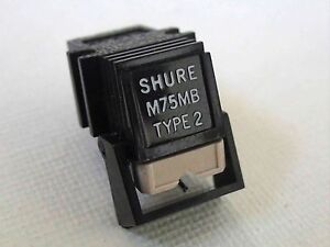 ★ SHURE M75MB Type 2 Magnetic Cartridge with BRAND NEW Stylus Robina Gold Coast South Preview