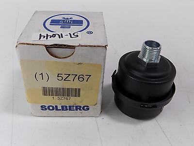 Solberg Air Compressor Filtersilencer 5z767 Nib