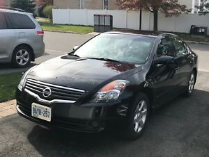 Altima 2.5SL 2007 Low Mileage, certified and e-tested