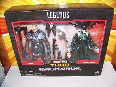 Marvel Legends Hela SkurgeThor Ragnarok Hasbro Marvel Studios Avengers