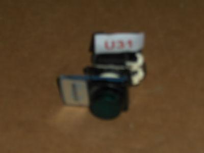 U31 Tele  Kontrollleuchte Der Firma Tele Typ DWSM Zur Frontmontage   Zustand sie
