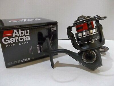 Abu Garcia Elite Max 10 spinning reel EMAXSP10  NIB display model