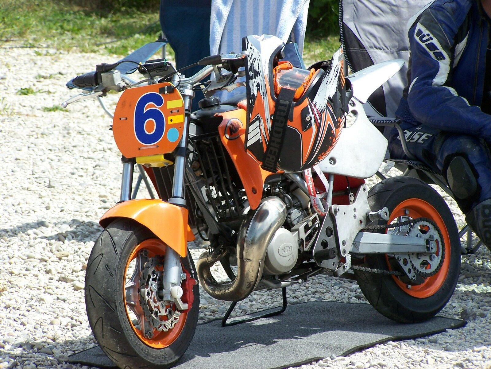 Motorrad Ersatzteile K.Treu