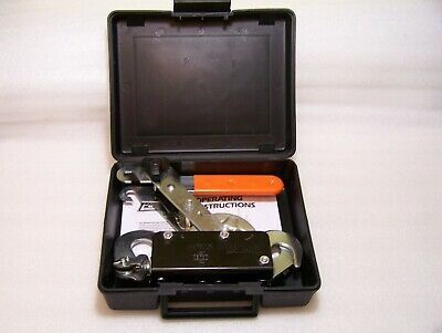 Deuer Portable Hoist 1000 Lb. Capacity Pack Mule Come Along Folding Atv Rv 4x4