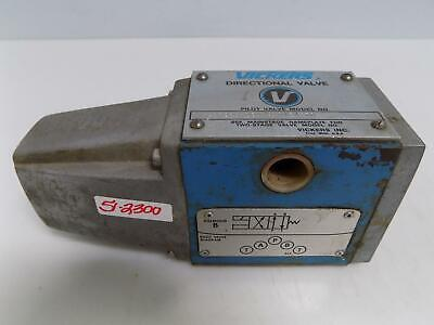 Vickers Hydraulic Directional Control Valve 297238 Dg4s4 012a 50