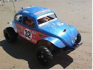 Kamtec Street Rod VW Beetle 1:10 RC Car Body LEXAN 093