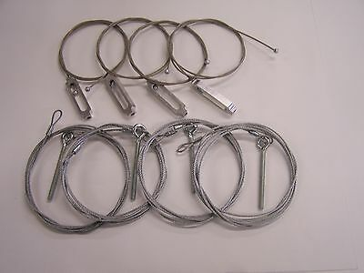 1985 Starcraft Starmaster 21 Lifter Cables Rear Winch Systems