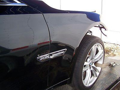 09-2014 BMW 750LI 750I 740i 740LI OEM  7 Series Right Fender Wing Passenger RT