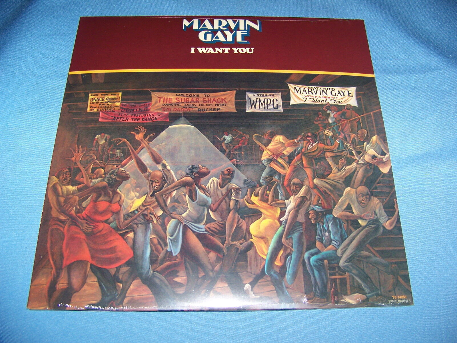 MARVIN GAYE  I WANT YOU V....<br>