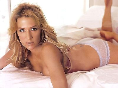Poppy Montgomery 8X10 Glossy Photo Picture Image  3