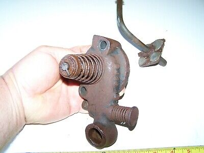 Old Fairbanks Morse Headless Z Fuel Mixer Intake Valve Cage Hit Miss Gas Engine