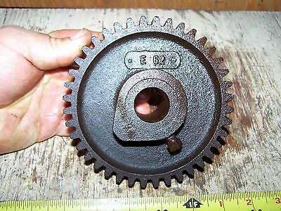 Old Gilson Hit Miss Gas Engine Motor Cam Gear Steam Tractor Magneto Oiler Wow