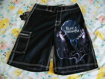 NEW BLACK SABBATH OZZY OSBOURNE Dragonfly Swim Suit Board Shorts Surf Trunks 29