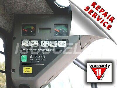 Left Instrument Panel Bobcat Oem 66897546688405 6678680 6672346 Only Repair