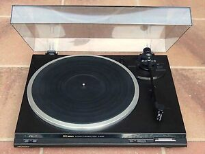 ★ TECHNICS Semi Automatic Turntable Robina Gold Coast South Preview