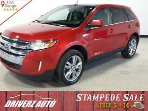 2011 Ford Edge Limited AWD, POWER LIFTGATE, BLINDSPOT MONITORING