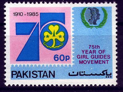 Pakistan 647 **, Jahr der Jugend 1985