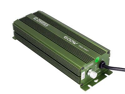 Omega 600W Digi-Pro Digital Dimmable Ballast Hydroponics Grow Light Kit