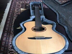 Yamaha guitar acoustic electric