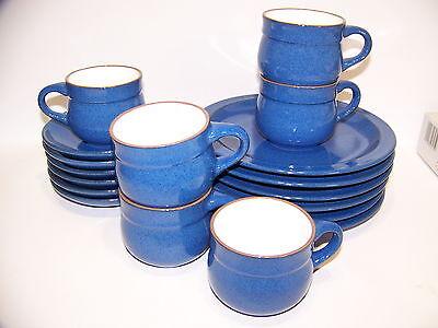 """Friesland """"Ammerland Blue"""" Kaffee-Set 18 tlg."""