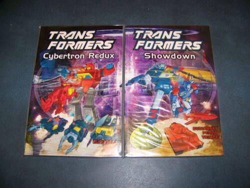 Transformers Cybertron Redux / Showdown Titan Books Collection