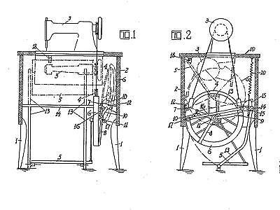 Antike Nähmaschine: Schweizerische Nähmaschinenfabr. (Helvetia), Infos ab 1932