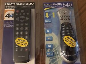 Old school DVD remote universal remote (not for TV's) Bundoora Banyule Area Preview