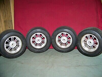 traxxas tmaxx emaxx vintage dirt bonz tires hex wheels revo hpi rc monster parts for sale  Deer Park