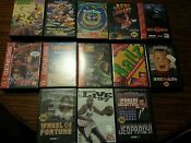 Sega Genesis Games Huge Lot