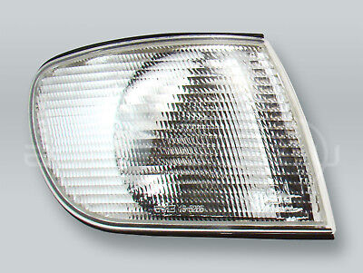 TYC Clear Corner Light Parking Lamp RIGHT fits 1995-1997 AUDI A6 ()