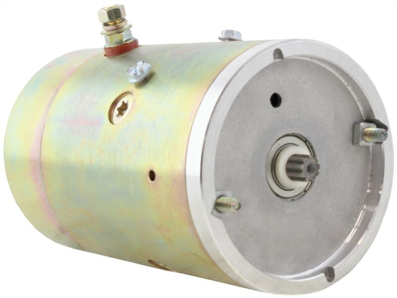 New Hydraulic Pump Motor replacement for Waltco Liftgates 12V 2.68HP CW 1789AC