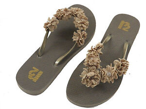 New-R2-by-REPORT-Footwear-Kyle-Champagne-Flip-Flops-Thong-Slippers-Sandals-7