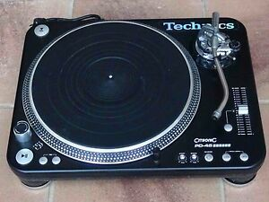 ★ DIRECT DRIVE DJ Turntable (needs counterweight) Robina Gold Coast South Preview
