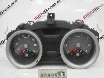 Renault Megane 2002-2008 Instrument Panel Dials Gauges Clocks 8200292078