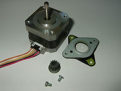 4 Stepper Motors Nema 17- 48 Ozin Cnc Router Robot Reprap Makerbot Prusa 1016b