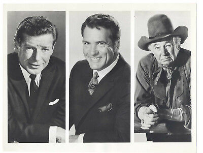 ABC 1967 VOYAGE TO THE BOTTOM OF THE SEA Orig 7x9 RICHARD BASEHART
