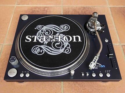 ★ STANTON Direct Drive DJ Turntable