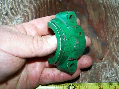 Original Ihc 1 12hp Type M Connecting Rod Cap Hit Miss Engine Steam Oiler Nice
