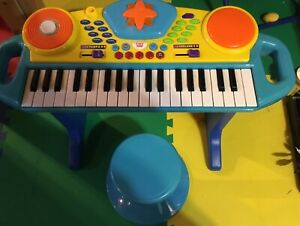 Toy piano/music maker