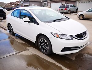 2013 Honda Civic EX Sunroof Heated Seats 2-way Remote Start