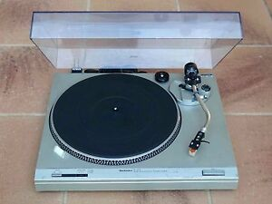 ★ TECHNICS Direct Drive Turntable Robina Gold Coast South Preview
