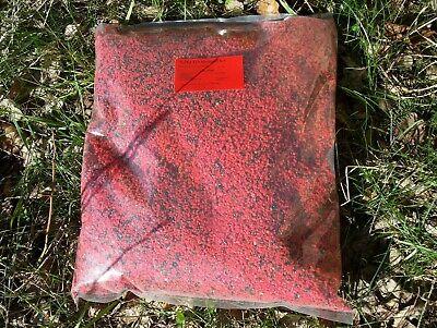 5 Kg Birdfood Rot (1Kg/4,00EUR) Karpfen Boilie Plötzen,Brassen,Barben