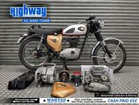 1965 BSA A65 Spitfire Hornet Spares or Repairs Project Barn Find