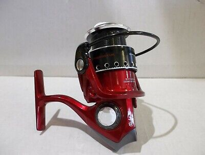 Abu Garcia Mike Iaconelli Ike 30 spinning reel new off combo MIKESP30