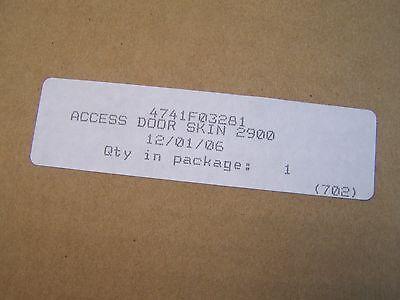 COLEMAN/FLEETWOOD ACCESS DOOR SKIN 2900