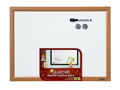 Quartet Dry Erase Board Whiteboard White Board Magnetic 17 X 23 Assor...