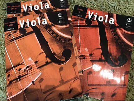 *** AMEB Viola Books ***
